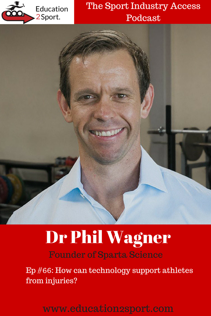 Episode #66: Dr Phil Wagner-How can technology support elite